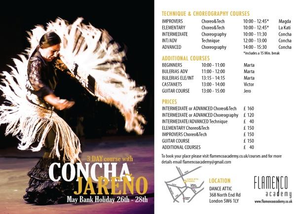 FlamencoAcademyMay2018_ConchaJareno