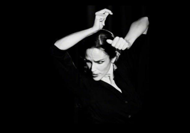 Maria Vega b:w